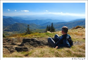 The PERFECT time to be in the Smoky Mountains - Oct 2010