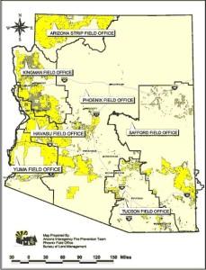 Arizona BLM land