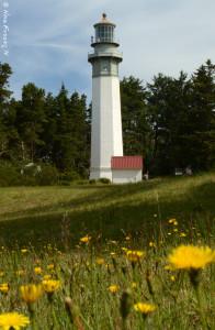 Lovely Grays Harbor Lighthouse