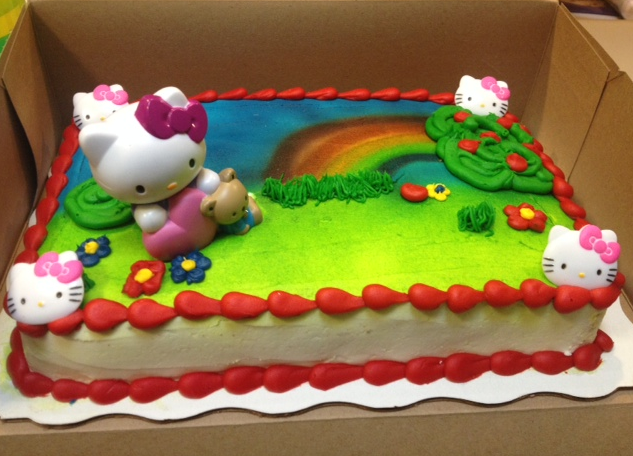 Bakery Crafts Awesome Inexpensive Cakes One Reader