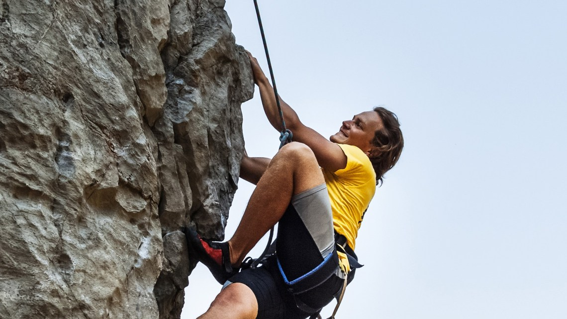 How to Build Strength in Rock Climbers – Part 1