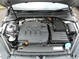 The 1.6 litre diesel engine fills most of the available underbonnet space. It's technically advanced, and returns excellent fuel consumption.