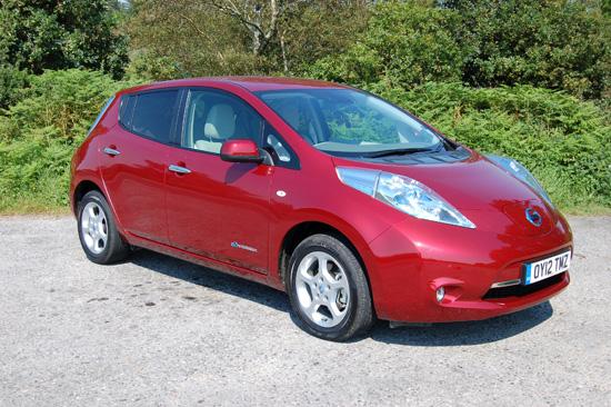 Nissan LEAF - Charging Ahead?