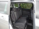 Twin sliding side doors give easy access to a plush, spacious second row of seats, plus a third row of seats with slightly less generous head and leg room.