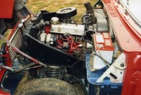 Superb access to the engine and front suspension components is great news for do-it-yourself maintenance enthusiasts.