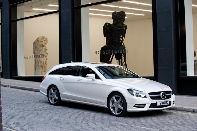 Mercedes estate