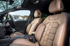 DS 4 Hatchback and Crossback seating