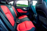 Jaguar F-Pace rear seats copy