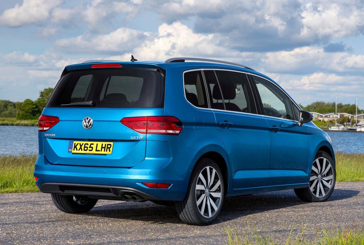 VW Touran Low res. rear side static copy