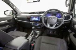 Toyota new Hilux front interior copy