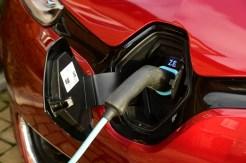 New Renault ZOE Dynamique R90 Z.E mains charging
