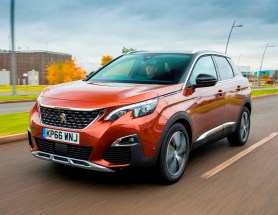 PEUGEOT 3008 SUV 2017 Car of the Year