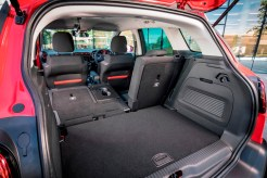 Citroen C3 Aircross load space