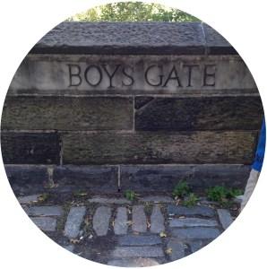 Boys' Gate, Central Park
