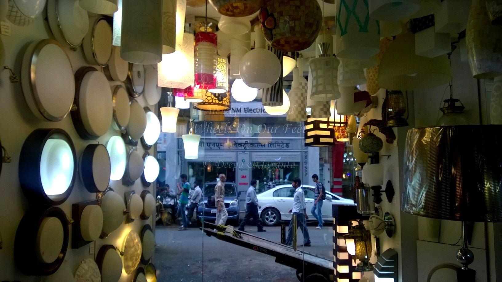 Lohar Chawl Best Shops In Mumbai For Electrical Goods