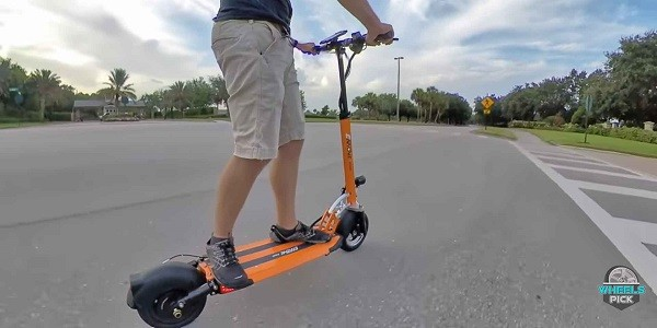Electric Scooter Range