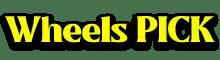 Wheels Pick Logo Text