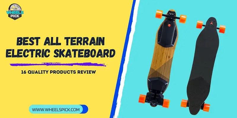 Best All Terrain Electric Skateboard