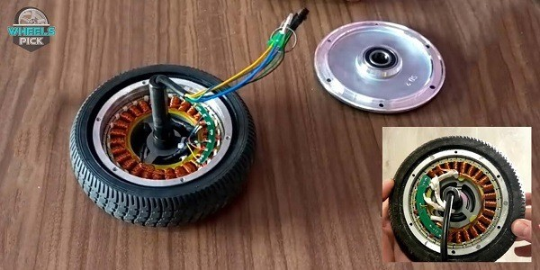 Motor Power of the Hoverboard