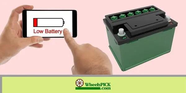 Drain Car Batteries In Winter