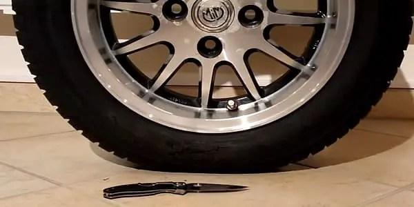 What Is Tire Slashing