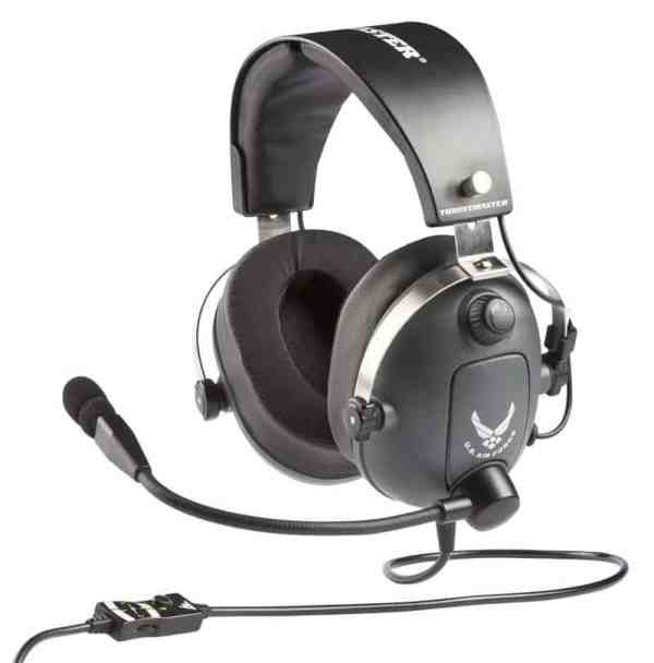 Thrustmaster T.Flight U.S. Air Force Edition Gaming headset