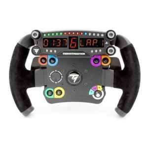 Thrustmaster open wheel + BT Led display