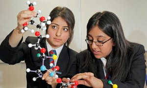 Park View in Birmingham is the first school in 2012 judged 'outstanding' by Ofsted