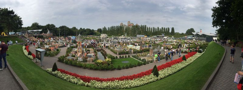 Sustainable Hotspot: Madurodam (The Netherlands)