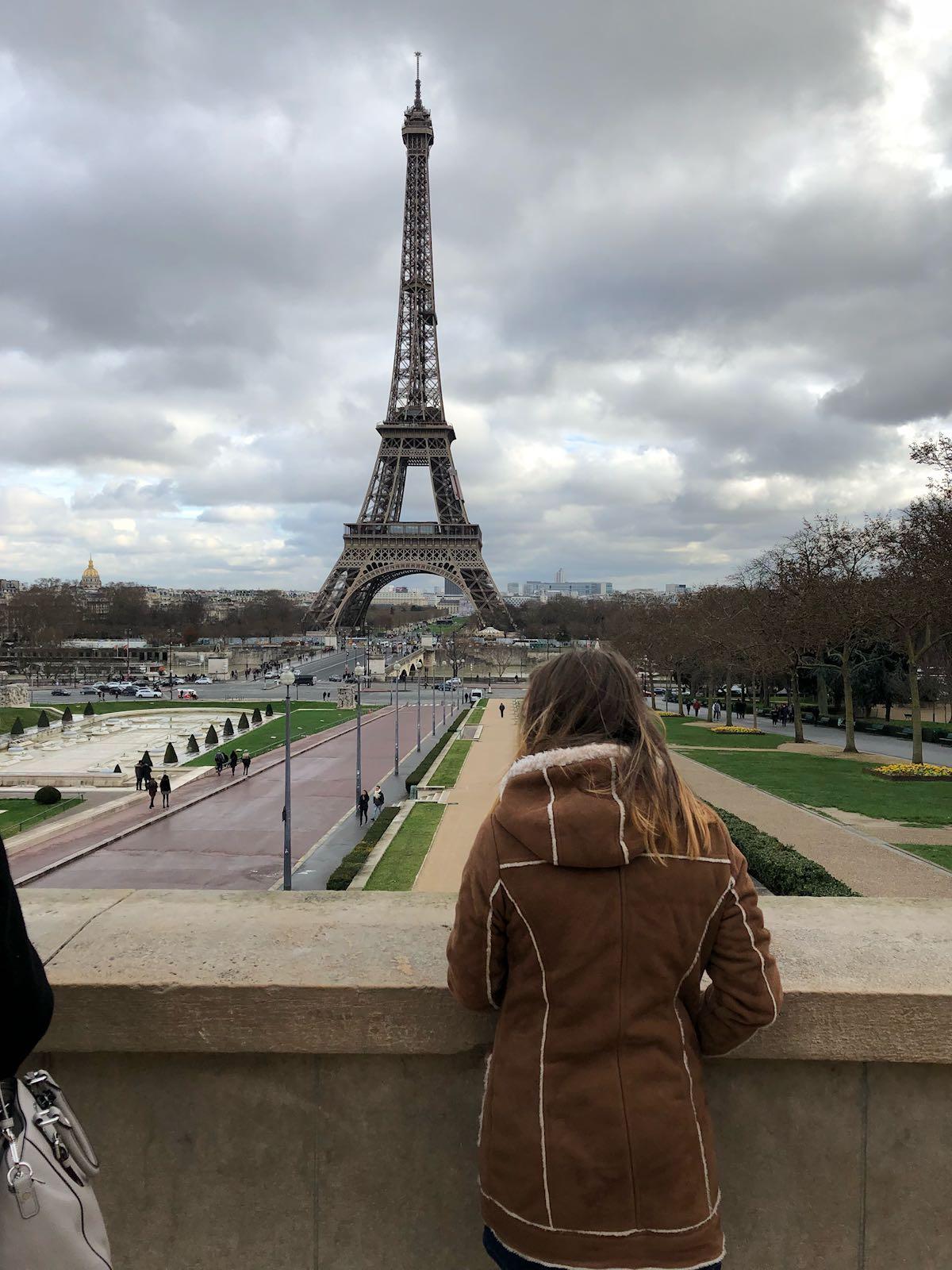 Hotspot: Paris
