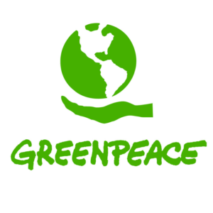 A great organization: Greenpeace