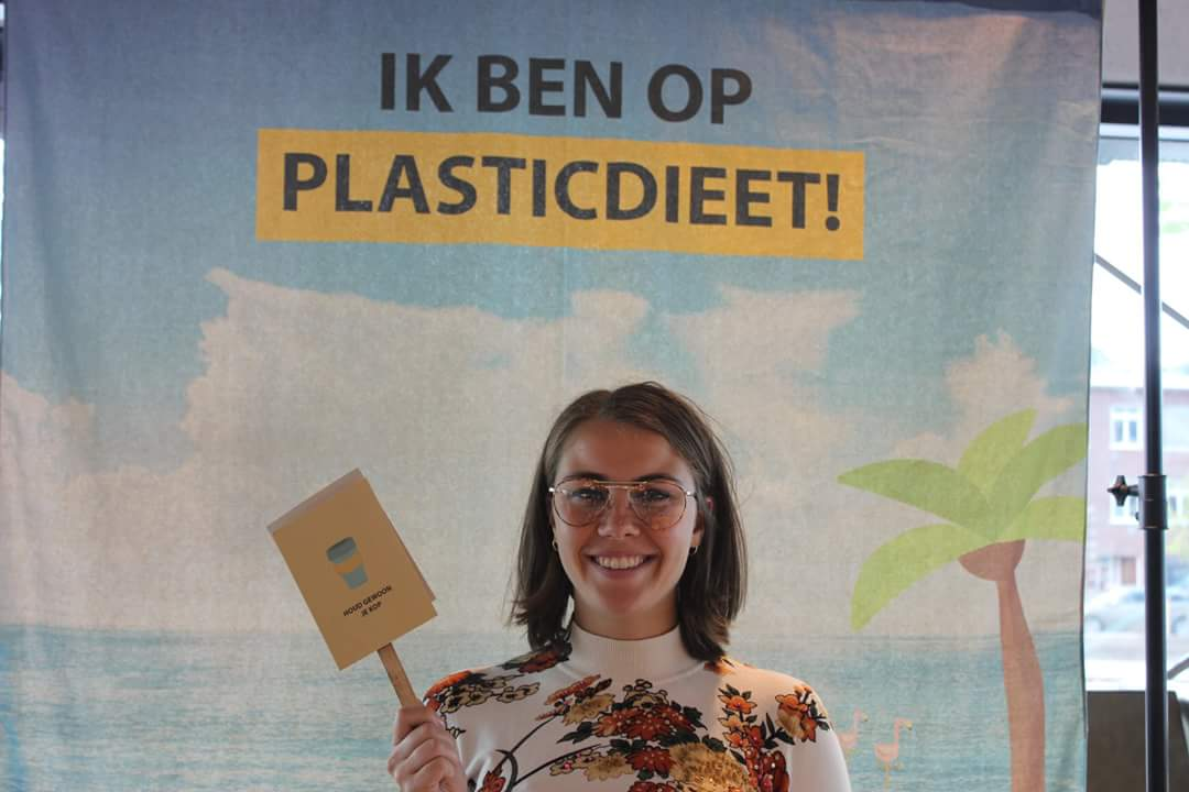 A month without plastic: Het Plasticdieet (the plastic diet)