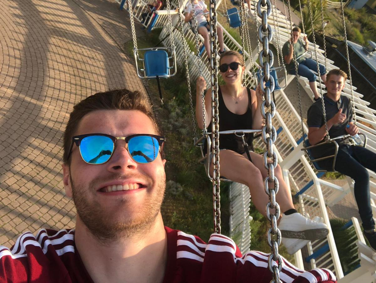 Weekly diary #98: Visiting MoviePark Germany and 39 degrees Celcius?