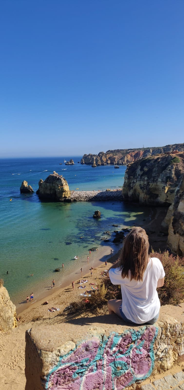 Traveling to Albufeira by train: the outward journey