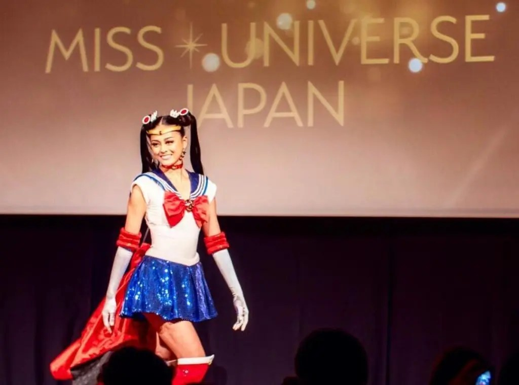 Miss Japan Will Don A Sailor Moon Costume At Miss Universe
