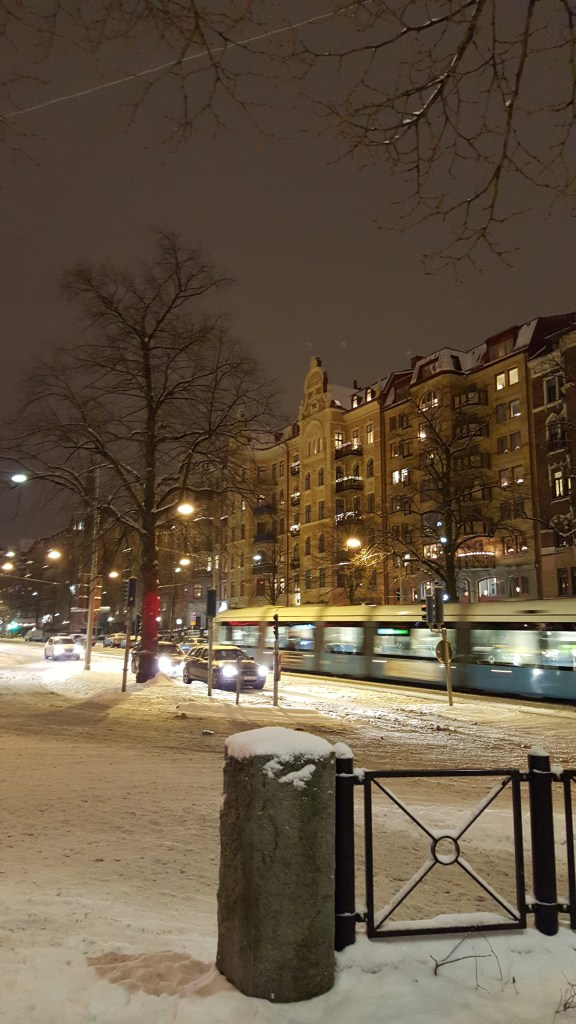 Göteborg at night