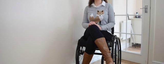 Preppy Fox, wheelchair fashion