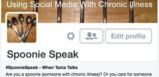Using Social Media With Chronic Illness #SpoonieSpeak