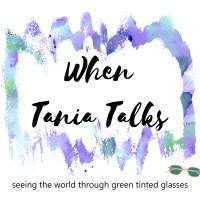 Grab button for When Tania Talks