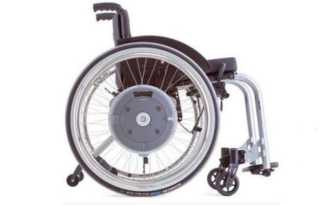 Power Assist Wheels