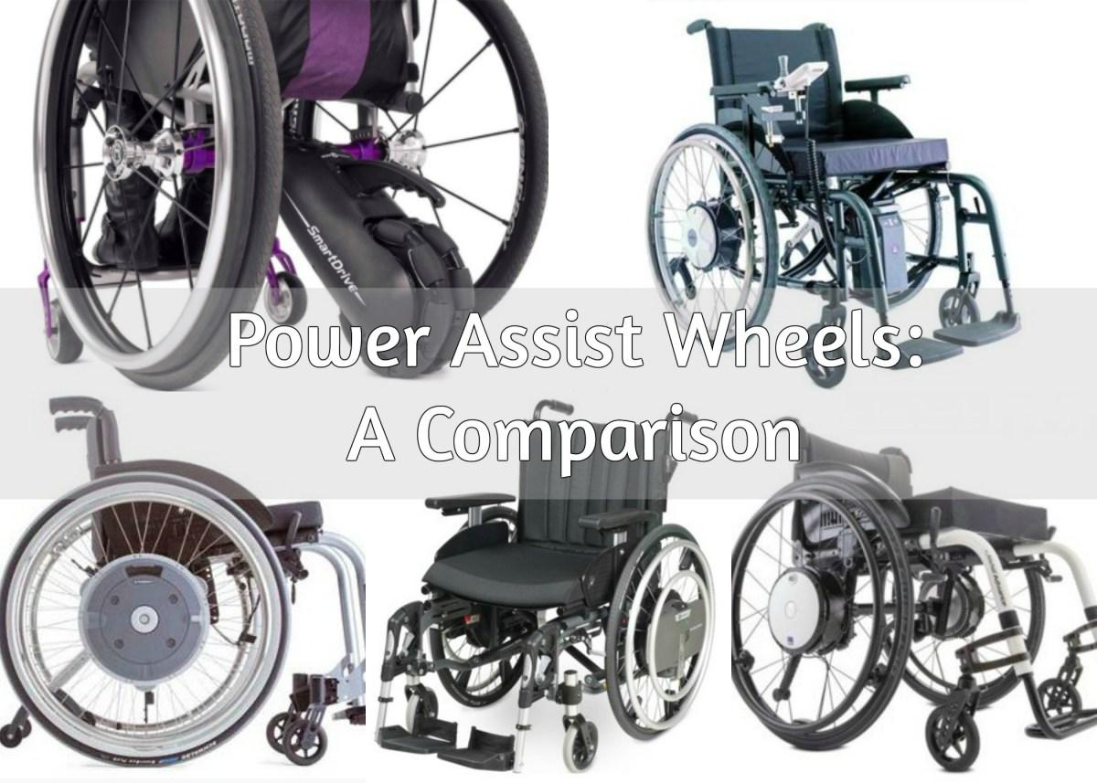 Power Assist Wheels: A Comparison