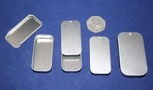 Handy EDC mini-tins