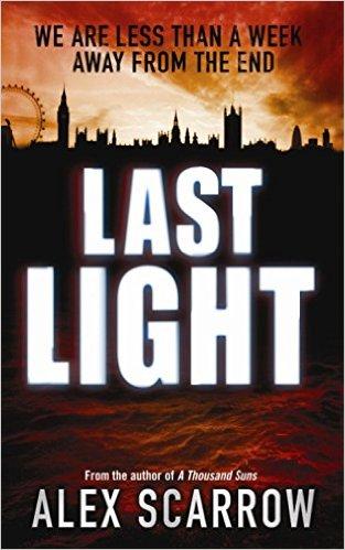 Last light, Alex Scarrow