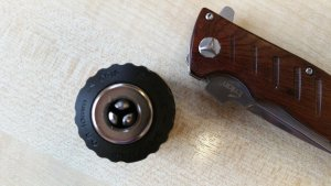 ENnlan EL-001 with drill chuck