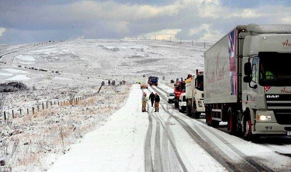 Stranded in Snow UK