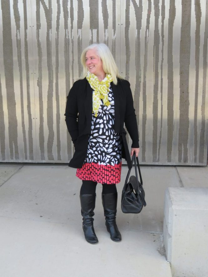 Wearing Spring Clothes Before Spring Weather! - www.whenthegirlsrule.com
