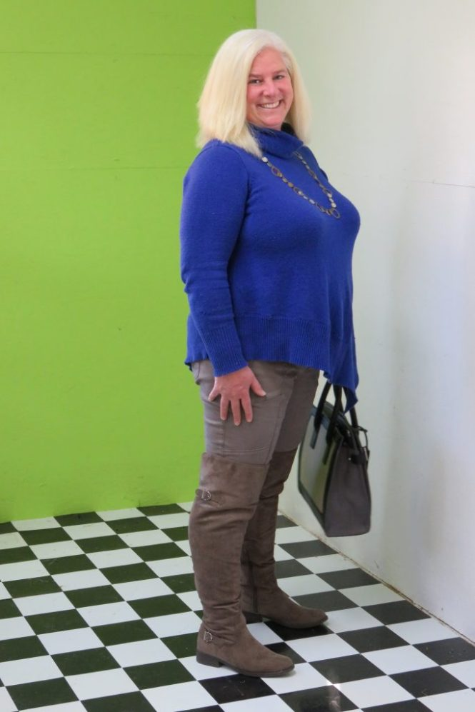 Over 40 Fashion for Plus Size Women | www.whenthegirlsrule.com