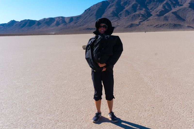 The Racetrack (The Playa), Death Valley National Park, California
