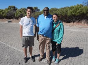 Tour Guide Former Prisoner Robben Island
