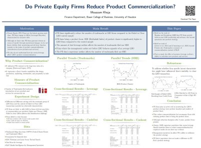 Do Private Equity Firms Reduce Product Commercialization?